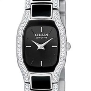 Citizen Normandie Black Dial Stainless Steel